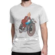 Camisa de algodão de alta qualidade dos desenhos animados da camisa de algodão dos homens