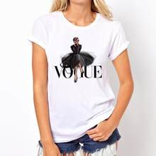 2019 New Fashion Women's Clothing European and American T-shirt Women's Short-sleeved Popular Loose and Harajuku T Shirts(China)