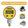Манометры цифровой дисплей давления масла гидравлический измеритель давления 3V 250BAR/25Mpa 2 точки резьба для газа воды и нефти