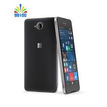 Original Unlocked Lumia 650 Quad-core 5″ screen single/dual sim 1GB+16GB 4G-LTE 8MP 720P Camera Refurbished cell phone