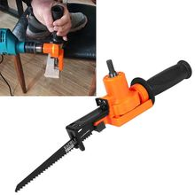 Portable Cordless Metal Cutting Reciprocating Saw Power Tool Electric Drill Fixing with Wood Blades Woodworking цена и фото
