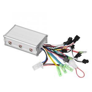 Image 4 - Controlador para bicicleta eléctrica, 24V/36V, 250W/350W, controlador de Motor sin escobillas, Kit de Panel LCD para bicicleta eléctrica, Scooter, piezas de bricolaje