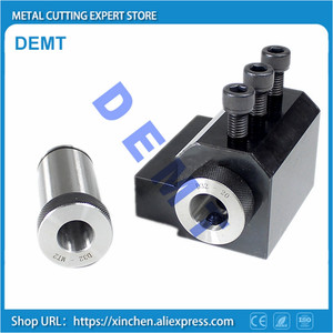 Image 3 - SBHA Center height 20/25 for internal D20 / D25 / D32 / D40 Auxiliary tool holder Mechanical Lathe tool sleeve tools holder