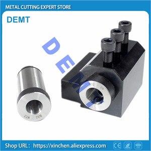 Image 3 - SBHA portaherramientas auxiliar de torno mecánico, soporte de herramientas, 20/25 altura central, para D20 / D25 / D32 / D40