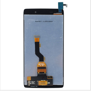 Image 3 - LCD Display for Alcatel One Touch Idol 3 OT6039 6039 6039A 6039K 6039Y Touch Screen Digitizer+Tools Assembly frame free shipping