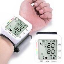 Handgelenk BP Blutdruck Monitor meter Pulsfrequenz Heart Beat Rate Gerät maschine Medizinische Ausrüstung Tonometer BP Blutdruckmessgerät