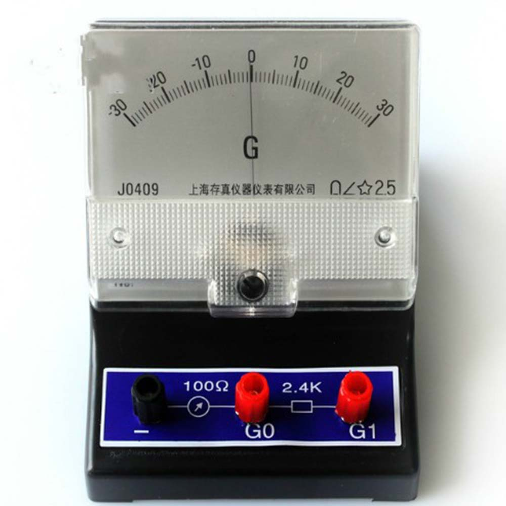 Sensitive Galvanometer Ampere Meter Electricity Physical Experimental Teaching Aids Science Equipment