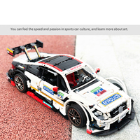 2270+pcs 1/8 G63 Car Building Blocks High Tech Toys Children Toys Boy Gift Blocks Sports Car Model Technology Building Blocks