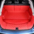 3D полностью покрытые водонепроницаемые ковры для ботинок  прочные специальные автомобильные коврики для багажника Lincoln MKC MKZ MKX Navigator Continental