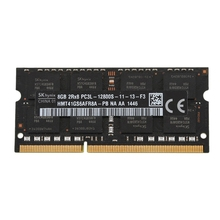SODIMM Memory Notebook Low-Voltage Ddr3l 8gb Laptop 1600mhz-Pc3l-12800s-Ram 204-PIN