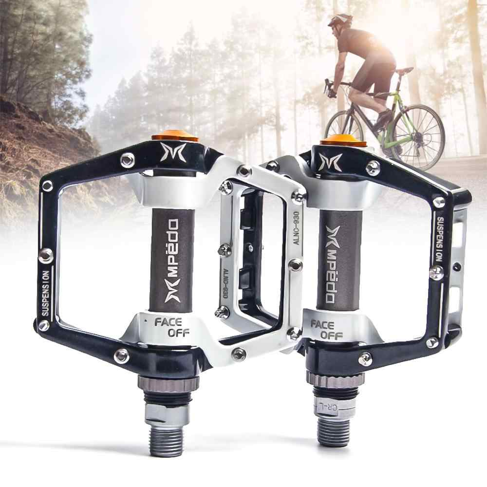 """1pair 9//16/"""" Mountain Cycling Al Pedals Super strong CNC Machined Sealed 3Bearing"""