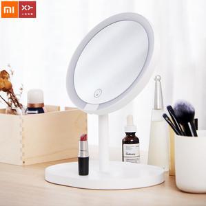Image 1 - Xiaomi XY Màn Hình Cảm Ứng Đèn LED Gương Trang Điểm sáng điều chỉnh HD Trang Điểm Ánh Sáng Ban Ngày Gương dành cho Nữ Tặng Du Lịch