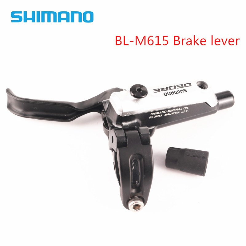Shimano deore m615 BL-M615 유압 디스크 브레이크 레버 좌측