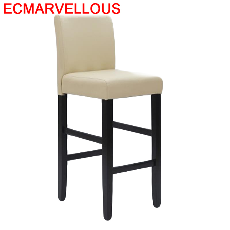 Banqueta Taburete Bancos Moderno Silla Para Barra Stoel Table Leather Cadeira Stool Modern Tabouret De Moderne Bar Chair