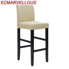Banqueta Taburete Bancos Moderno Silla Para Barra Stoel Table Leather Cadeira Stool Modern Tabouret De Moderne Bar Chair
