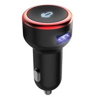 Bluetooth Car Voice Control MP3 Player Wireless Bluetooth Receiver USB Charger Car Styling