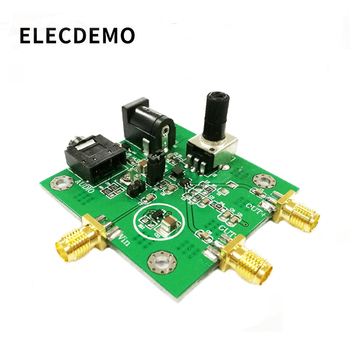 MAX2606 Module VCO RF Transmitter Module MAX2606 Chip FM Transmit Low Phase Noise Single or Differential Input lt3042 ultra low noise rf rf audio dac adc linear voltage regulator module 15v1a