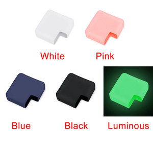 Image 5 - Laptop Charger Silicone Cover Organizer Protectors Dustproof Laptop Sleeves Adapter Protective Case For MacBook Adapter
