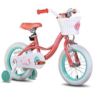 US warehouse Free Shipping 12 14 16 18 inch Children Bike Kids Bicycles Girls Bike Foot Break BSCI Verified Factory