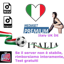 Best IPTV ITALY Subscription UK German IPTV Italy xxx for Android M3U Smart TV IPTV Linux Enigma2 No APP Include best italian super iptv subscription for italy portugal uk germany spain albania support m3u mag250 android smart tv box enigma2