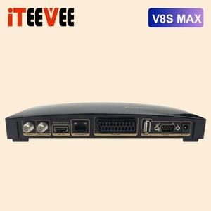 Image 2 - Solovox Receptor Satélite Digital V8S max, AV, Wifi USB, WEB TV, clave Biss 2, xUSB, Youporn, CCCAMD, NEWCAMD, DVB S2, H.256, T2 MI, 20 Uds.