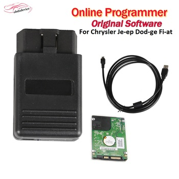 Micro-Pod2 scanner V17.04.27 +DBRiii programmer Online version For Chrysler Jeep Dodge Fiat Diagnostic Program dbr3 Micro-Pod2