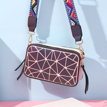 2020 Designer Bags New Luminous Geometric Flap Purses For Women Evening