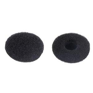 Image 5 - 10 Pairs 20 adet 15 mm yumuşak köpük kulaklık kulaklık kulak pedleri değiştirme sünger kapakları ipuçları toptan için yüksek kalite dropshipping