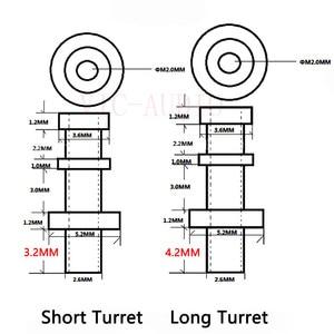Image 5 - โครงการ DIY Turret LUG Audio Tag BOARD TERMINAL BOARD ทองแดงป้อมสำหรับ 1.0 ~ 3 มม.สำหรับ Audio เครื่องขยายเสียงหลอดชุด DIY