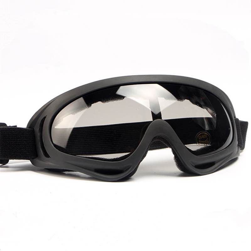 Anti-UV Welding Glasses For Work Protective Safety Goggles Windproof Dust-proof  Anti-Fog Saliva Tactical Labor Protection Glass