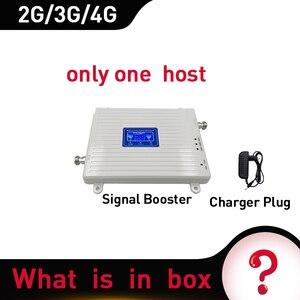 Image 4 - 2 Băng Tần 1800/2100 MHz Di Động Khuếch Đại Trị Ban Nhạc Repeater GSM 4G Repeater DCS WCDMA 3G 4G Repeater LTE Di Động Tăng Cường Tín Hiệu