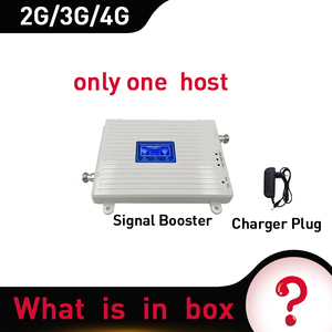 Image 4 - Dual band 1800/2100mhz Mobile Amplifier tri band repeater GSM 4G repeater DCS WCDMA 3G 4G repeater LTE cellular Signal Booster
