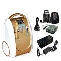 COXTOD концентратор Кислорода высокой чистоты медицинский портативный генератор кислорода с батареей и тележкой сумка автомобильный адаптер
