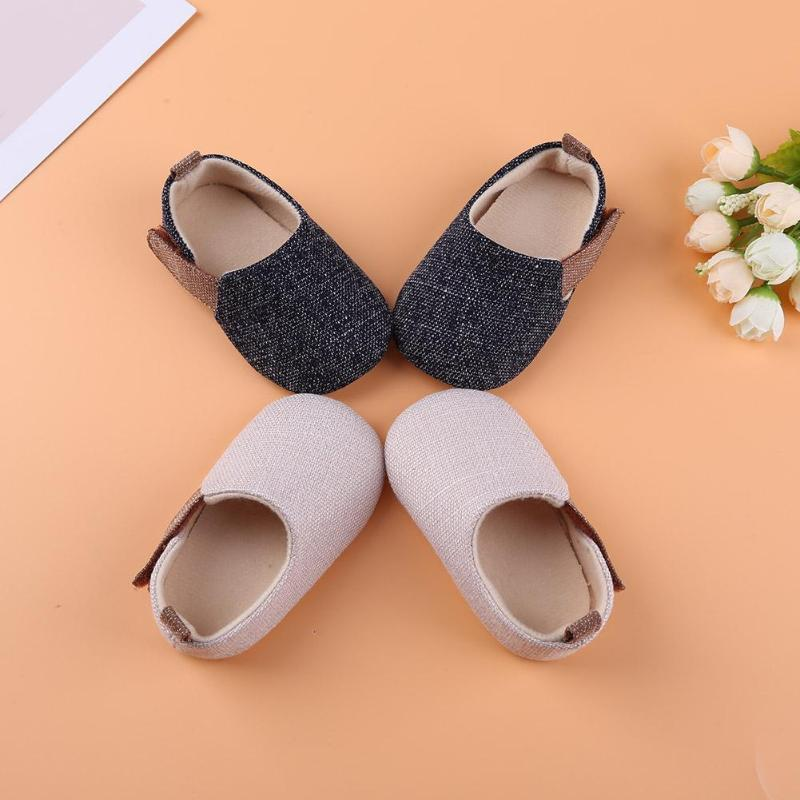Breathable Comfortable Shoes Wide Scope Of Application Daily Durability Baby Shoes Simple Fashion First Walkers For Girls