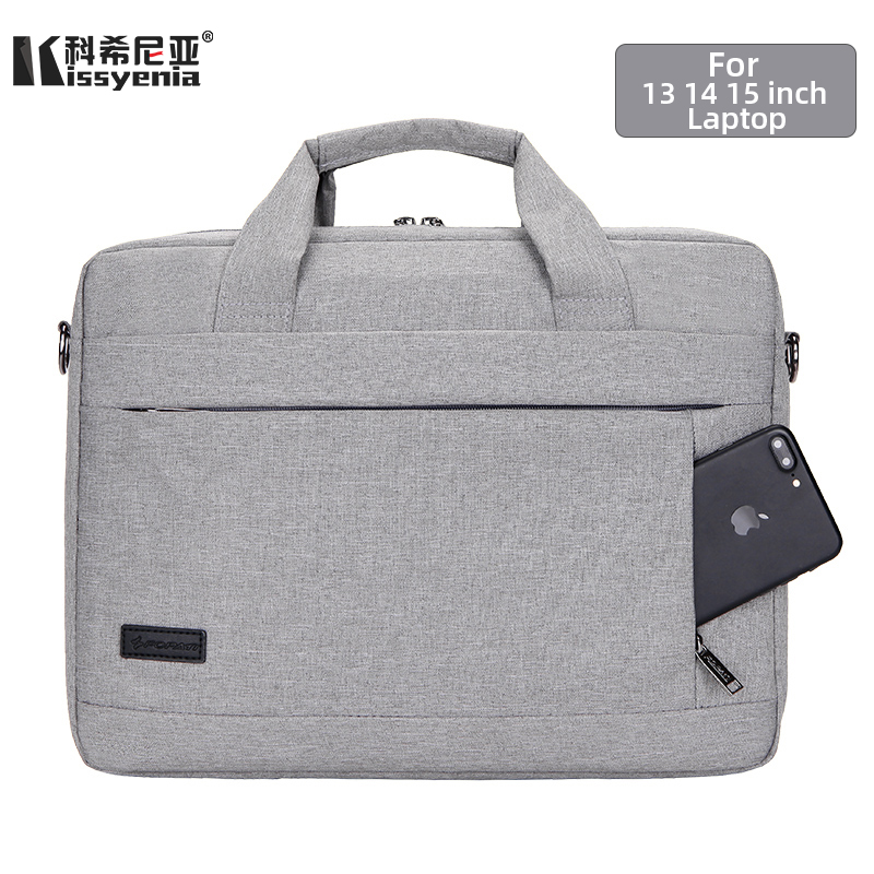 Kissyenia Multifunction Business Laptop Briefcase For Travel 15inch Portable Laptop Bag Flight Available Men A4 Briefcase KS1044