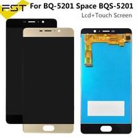 Für BQ BQ 5201 Raum BQ5201 BQ 5201 BQS 5201 BQ S 5201 BQ 5202 BQ5202 BQ 5202 LCD Display Bildschirm + touchscreen Digitizer Montage-in Handy-LCDs aus Handys & Telekommunikation bei