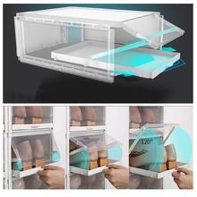 1Pcs Transparent Shoe Box…