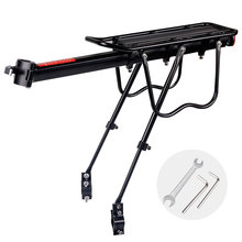 Stand-Support Shelf Bags-Holder Mount-Tools Bicycle-Carrier Saddle Bike-Luggage Rear-Rack