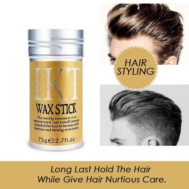 Hot Sale F797 Hair Wax Edge Control Gel Stick Slay Thin Baby Hair Perfect Hair Line Styling Smooth Frizziy Hairs Non Greasy 75g Cicig Co