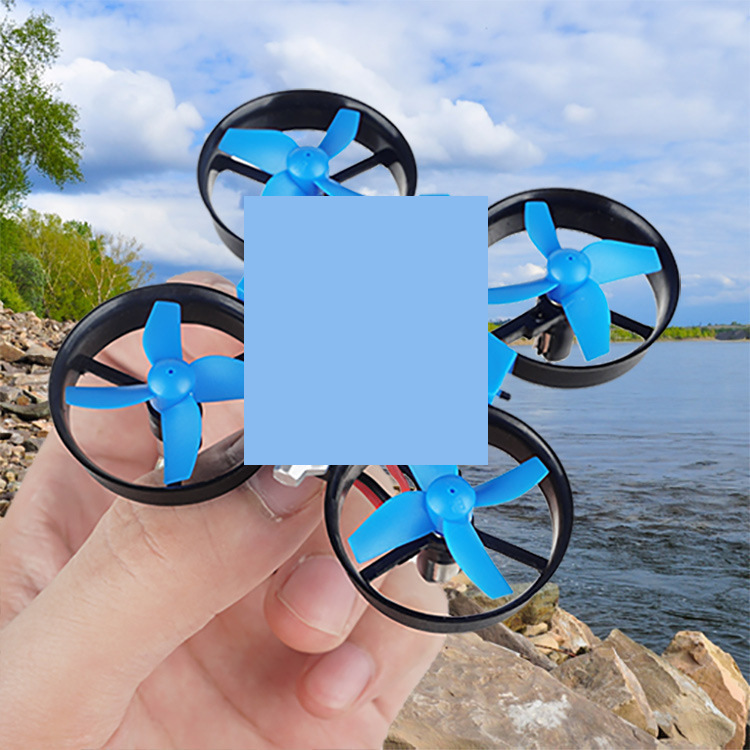 Rh807 Mini Quadcopter 2.4G Children Electric Remote Control Aircraft Pocket Unmanned Aerial Vehicle Toy Mould