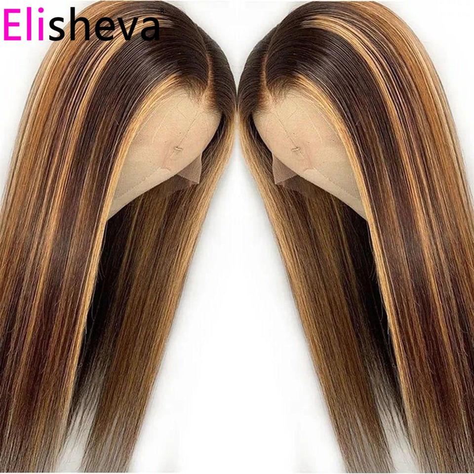 blonde highlight wigs