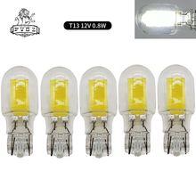 5 шт t13 светодиодный 12v Обратный лампа автомобилей индикаторная