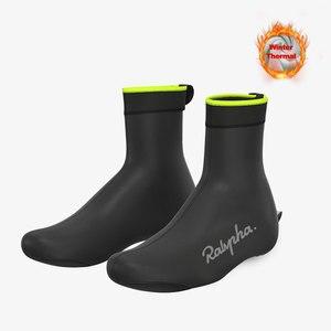 Raphaing 2020 novo inverno térmica ciclismo sapato capa do esporte do homem mtb sapatos de bicicleta cobre cubre -