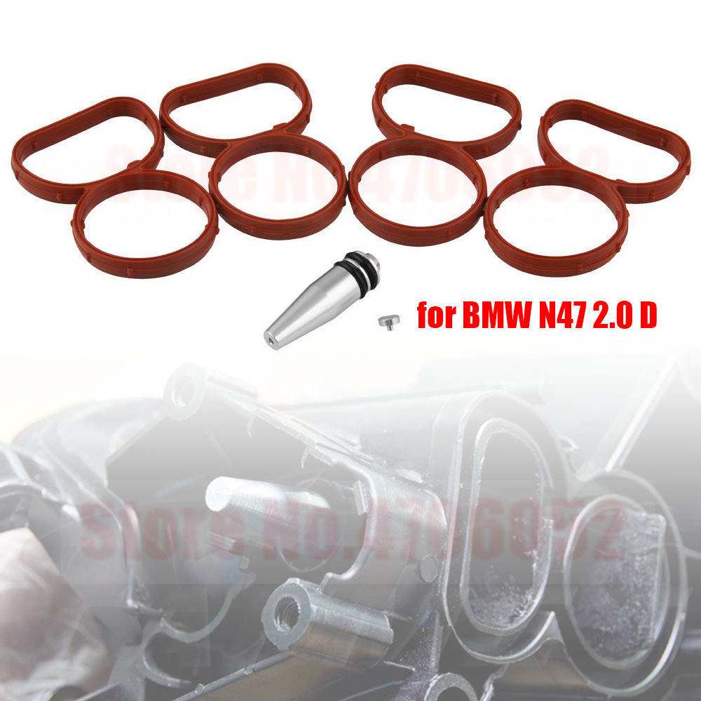Swirl Flap Flaps Plug Blank Removal Replacement For BMW Mini N47N 2.0 Diesel UK
