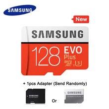 SAMSUNG – carte mémoire Micro SD, 128 go/256 go, SDHC, SDXC, classe EVO +, classe 10, UHS, TF