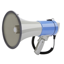 Speaker Booth Recordable Handheld Megaphone High-Power Outdoor 50W Tweeter