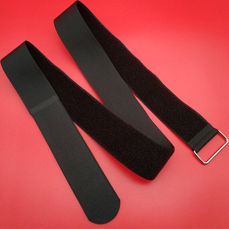 100cm * 5cm Nylon corde ceinture Cargo magique bagages sangles bande tension ceintures câble cravates support organisateur attache moto