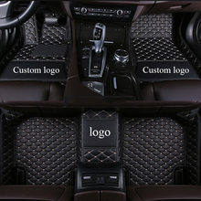 цена на Car floor mats For Lexus ES IS IS-C LS RX NX GS CT GX LX RC 200h 270/350/450H 250/350/300h 460h/400h 570 Custom logo car carpet