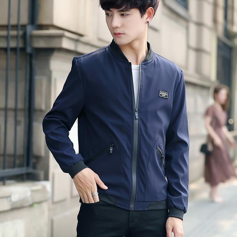 7XL 6XL 5XL XXXXL Plus Size Autumn Mens Jackets Male Casual Zipper Summer Jacket Men Spring Casual Outwear Men Jacket Man Autumn