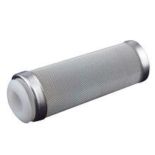 Нержавеющая сталь входной фильтр чехол/сетка/сети для креветок чайный сервиз специальный креветки цилиндрический фильтр приток входное отверстие для защиты аквариумных принадлежностей